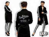 """Стильное кашемировое пальто  """" Aeroplane """" Dress Code"""