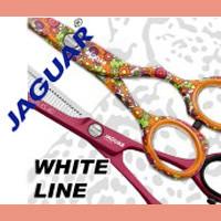 Парикмахерские ножницы Jaguar White Line