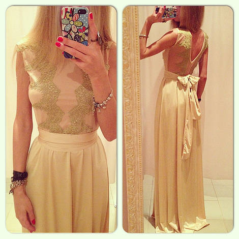 Платье 474 (ЛЮ)