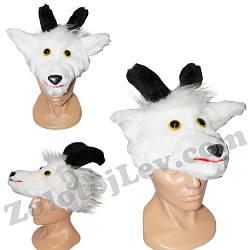 Карнавальная маска Козочки