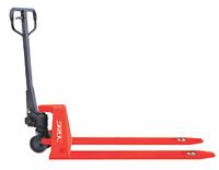 Низкопрофильные гидравлические тележки для паллет Skiper SKL15P1150Р, г/п 1500 кг, вилы 1150 мм