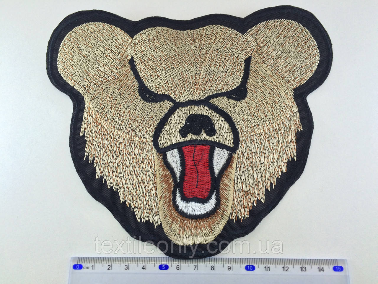 Нашивка Медведь (very Big)
