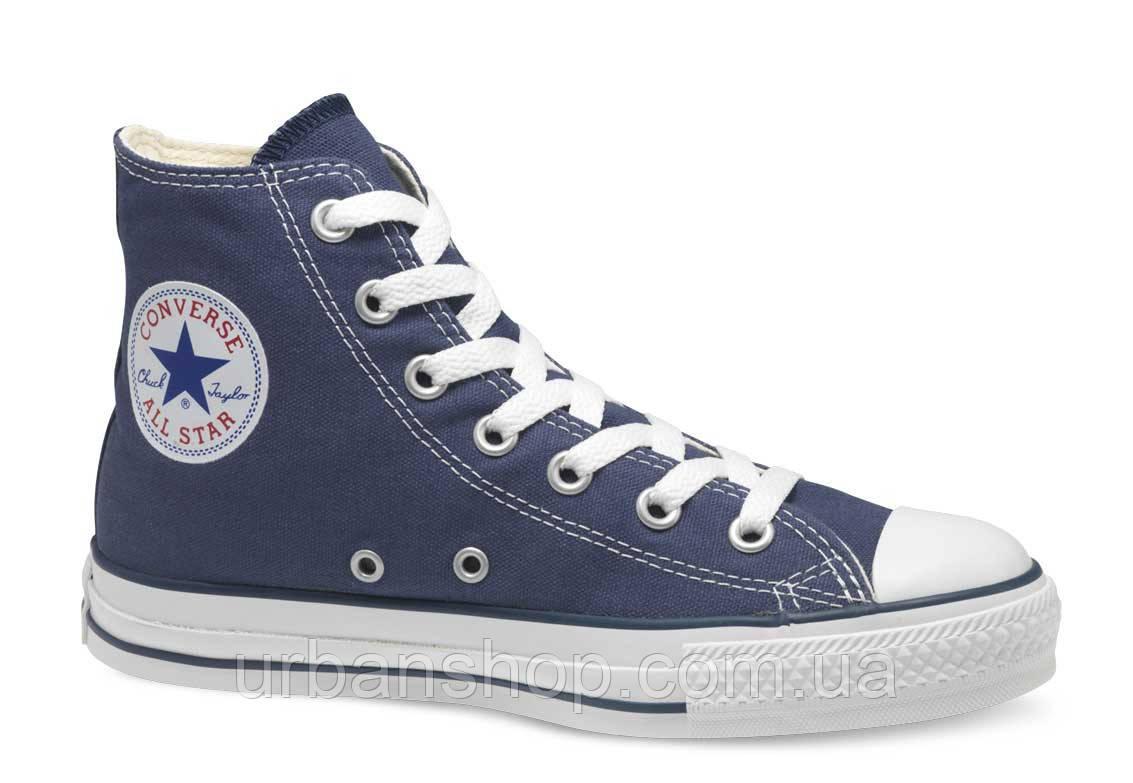 Кеди Converse Chuck Taylor All Star High  Blue (Navy)