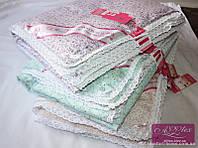Одеяло летнее из сатина ТМ Alltex 150x200 см