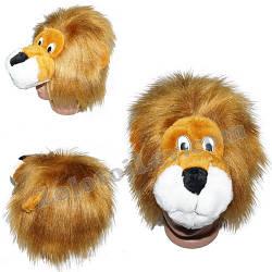 Карнавальная маска Льва