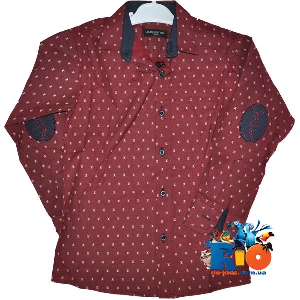 0026444e1df Детская рубашка