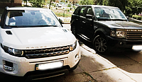 Аренда внедорожнков Range Rover