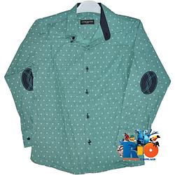 """Детская рубашка """"Louis Vuitton"""" для  мальчиков от 13-16 лет"""