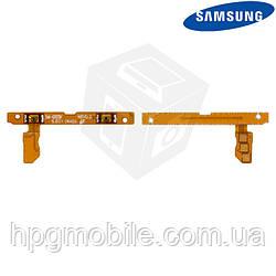 Шлейф для Samsung Galaxy S6 G920F, кнопок звука, оригинал