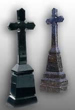 Хрести з граніту (Зразки №525)