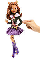 Monster High большая Клодин Вульф 43см Clawdeen Wolf