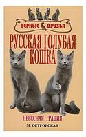 Книга. Русская голубая кошка. Небесная грация 128стр (Островская М.)