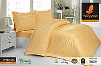 "Постель""Mariposa"" Ottoman gold v6 De Luxe Tencel бамбук жаккард 160x220"