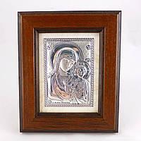Икона Казанская в деревянной рамке 2012