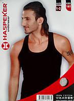 Майка мужская Haspeker 107 серая, черная