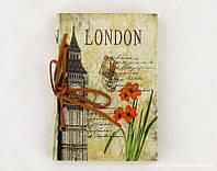 Блокнот - Лондон, арт. 17-BJ-PU110
