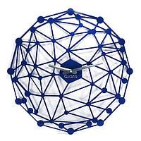 Настенные Часы металлические Glozis Space 50х50 см