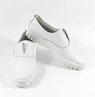 Белые женские туфли 2016