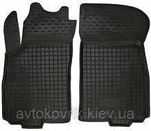 Поліуретанові передні килимки в салон Chevrolet Aveo (T300) 2012- (AVTO-GUMM)