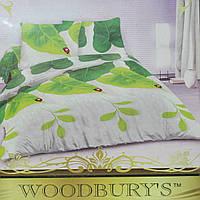 Постельное бельё бязь Woodbury's (Пакистан ) Евро