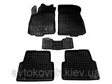 Поліуретанові килимки в салон Chevrolet Aveo (T300) 2012- (AVTO-GUMM)