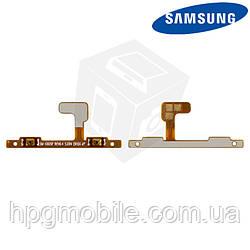 Шлейф для Samsung Galaxy S6 EDGE G925F, кнопок звука, оригинал