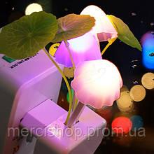 """Светодиодный ночник с датчиком света грибы из фильма """"Аватар"""""""