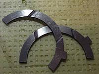 Полукольца осевого смещения коленчатого вала Москвич