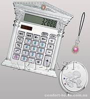 Подарочный набор из 3-х предметов WIN-38 серебро