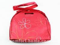 Сумка для ноутбука НР Laptop Цветы Красная, арт. BK-21001-01