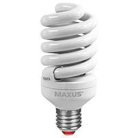 Maxus лампа 26W 4100K T3 New Ful Spiral Е27 220V (1-ESL-016-11)