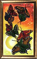 Набор для вышивки бисером  Вальс бабочек 106