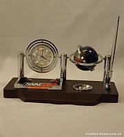 Офисный набор с часами SS0186-A