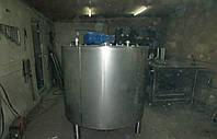 Емкость нержавеющая ВДП-1000 (ванна длительной пастеризации)