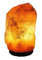 Соляная лампа из гималайской соли