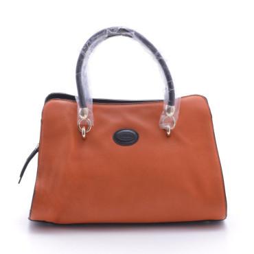 617d21a7463a Оранжевая сумка женская Velina Fabbiano - Интернет-магазин Счастливый Клуб  в Киеве