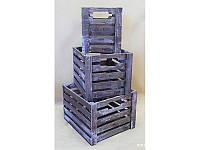 Комплект ящиков деревянных Прованс №7, арт. AT-DYK7