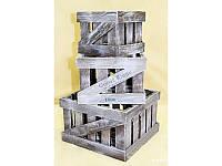 Комплект ящиков №1 (квадрат), арт. AT-DYK1