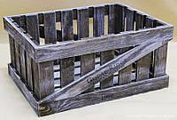 Ящик №2 прямоугольный большой, арт. AT-DYK2B