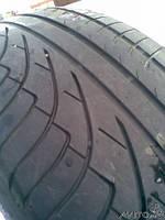 Шины летние Б/У 225/55/17 Michelin Primacy протектор 2-3мм