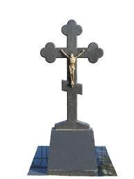 Гранітні хрести Житомир (Зразки №520)