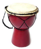 Барабан Джамбег с верёвочной натяжкой