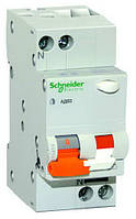 Дифференциальный автоматический выключатель АД63 2П 25А 3 300мА Schneider Electric