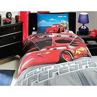 """Постельный комплект для подростков ТМ """"TAC Disney"""" CARS FACE MOVIE"""