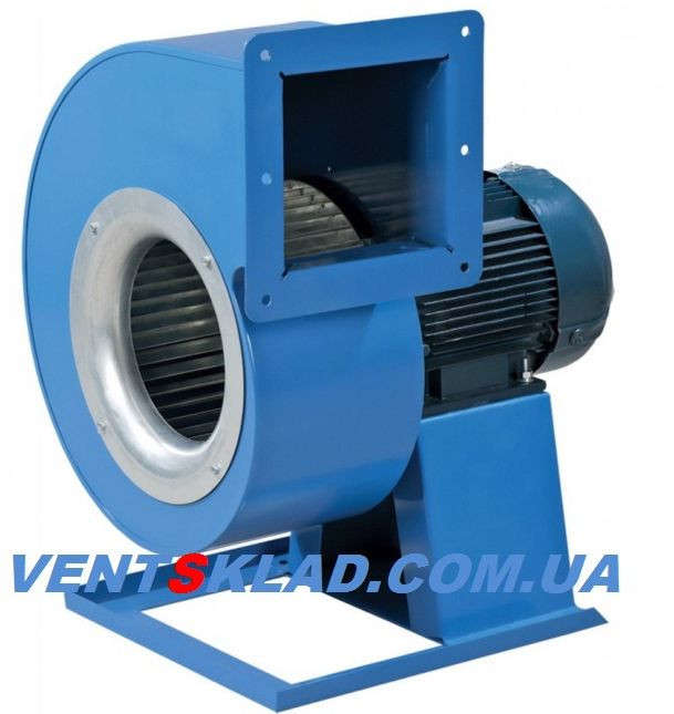 Промышленный вентилятор улитка центробежный 370 Вт (производительсность 710 м3/час) Вентс Вцун 140х74-0,37-2ПР