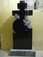 Гранитные кресты отпроизводителя Житомир (Образцы №517)
