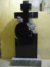 Гранітні хрести отпроизводителя Житомир (Зразки №517)