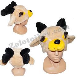 Карнавальная маска Оленя