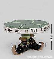"""BS-152 Тортовница """"Туфли лепрекона - на богатство"""""""
