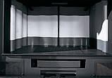 Дровяной Камин Nordica Carillon 16/9 Evo Zebrano-Wengè, фото 5
